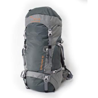 アコンカグア Aconcagua Bariloche (バリローチェ) 60L GREY(グレー)