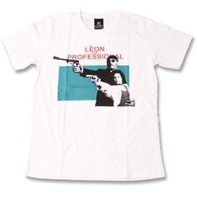 (ファーストライン)FIRST-LINE (KR) レオン LEON/THE PROFESSIONAL 1 WHT S/S 半袖 Tシャツ メンズ レディース L ホワイト