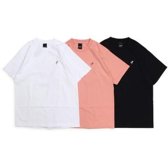 オンリーニューヨーク OK T-SHIRT Tシャツ 半袖 メンズ ブラック S (並行輸入品) [並行輸入品]
