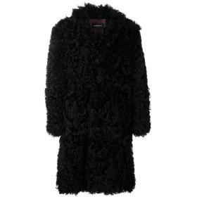 Numerootto オーバーサイズ シングルコート - ブラック