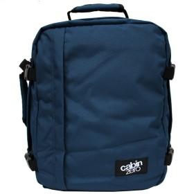 CABIN ZERO/キャビンゼロ CLASSIC 28L ULTRA LIGHT CABIN BAG バックパック/リュックサック/旅行用 ミニ/スモール CZ08 カバン/鞄 ネイビー [並行輸入品]