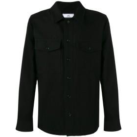 Ami Alexandre Mattiussi シャツジャケット - ブラック