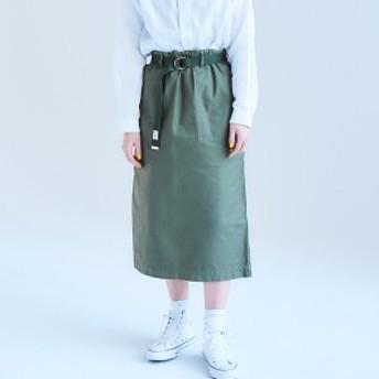 フレディ&グロスター レディース(FREDY&GLOSTER)/【DANTON/ダントン】ベルト付スカート #JD-5068FWS