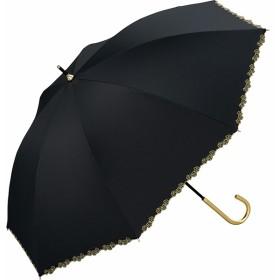 [マルイ]【セール】日傘 晴雨兼用 長傘 遮光フローラルスカラップ(レディース/雨の日も使える)/w.p.c(WPC)