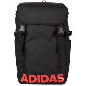 カバンのセレクション アディダス リュック カブセ スクエア型 21L B4 ADIDAS 55852 スクールバッグ 男女兼用 メンズ レディース ユニセックス ブラック系1 フリー 【Bag & Luggage SELECTION】