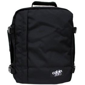CABIN ZERO/キャビンゼロ CLASSIC 28L ULTRA LIGHT CABIN BAG バックパック/リュックサック/旅行用 ミニ/スモール CZ08 カバン/鞄 ABSOLUTE BLACK [並行輸入品]