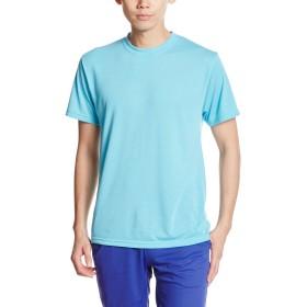 (ユナイテッドアスレ)UnitedAthle 5.5オンス ドライ コットンタッチ Tシャツ 560001 083 アクアブルー XS