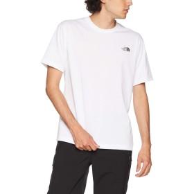 [ザ・ノース・フェイス] Tシャツ ショートスリーブナショナルフラッグスクエアロゴティー メンズ ホワイトUSA 日本 L (日本サイズL相当)