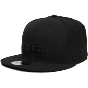 (リバーサル) REVERSAL×NEWERA BLACK rvddw 9FIFTY (CAP)(rvner014-BK) キャップ 帽子 ニューエラ 国内正規品 F ブラック