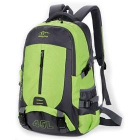 登山リュック45L 多機能 大容量 超軽量 ハイキング デイバッグ キャンプ バッグパック 防撥水 アウトドア クライミング スクール アウトドア