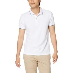 [ジョルダーノ] ベーシックポロシャツ L ホワイト