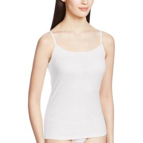 [グンゼ] キャミソール Tuche トゥシェ INTIMATE 着るコスメ 綿100% TC4056 レディース オフホワイト 日本L (日本サイズL相当)