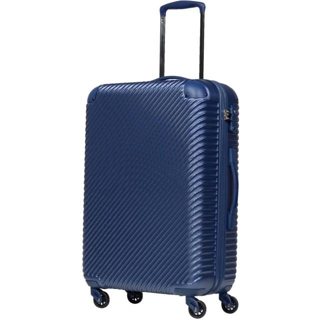S型 ネイビーブルー/ABS7352(tilt) Sotoico(ソトイコ) TSAロック搭載 スーツケース キャリーバッグ (1~3日用) 超軽量 機内持込 国内/国際線持込可能