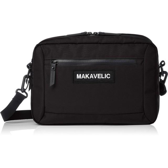 [マキャベリック] TRUCKS BILAYER POUCH BAG ショルダーバック 3108-10501 ブラック