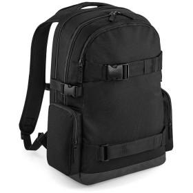 (バッグベース) BageBase オールドスクール ボードパックバッグ リュック バックパック (ワンサイズ) (ブラック)