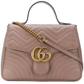 Gucci グッチ GGマーモント ハンドバッグ S