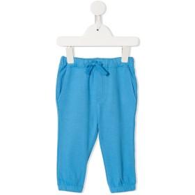 Stella McCartney Kids トラックパンツ - ブルー
