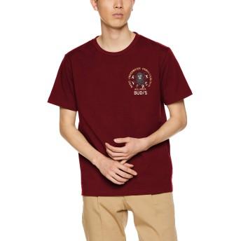 [アヴィレックス] Tシャツ EMB TEE SEAL 6193344 メンズ 39B/GANDY 日本 XL (日本サイズXL相当)
