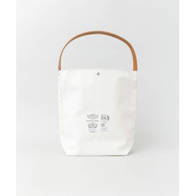 [ワークノットワーク] 鞄 ショルダーバッグ 横濱帆布鞄×WORK NOT WORK One Shoulder Bag メンズ WHT/TAN FREE