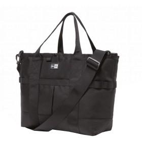 (ニューエラ) NEW ERA 2wayトートバッグ ショルダーバッグ [Tote Bag] 1.ブラック