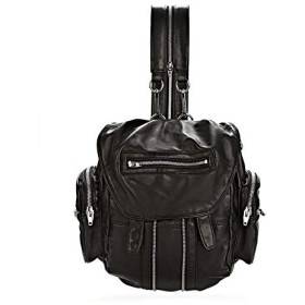 MINI MARTI BACKPACK BLACK x RHODIUM 3 WAY (SMALL) [並行輸入品]