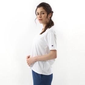CHAMPION チャンピオン Tシャツ 半袖 Vネック ロゴ Cロゴ 日本規格 CW-M332