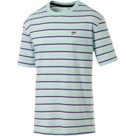 【プーマ公式通販】 プーマ DOWNTOWN SS Tシャツ 半袖 メンズ Fair Aqua |PUMA.com