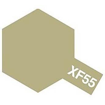 タミヤ TAMIYA タミヤカラー アクリルミニ XF-55 デッキタン アクリルミニXF55デッキタン