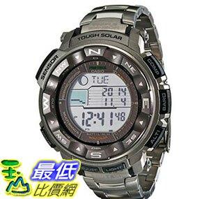 [美國直購] 手錶 Casio Mens PRW-2500T-7CR Pro Trek Tough Solar Digital Sport Watch
