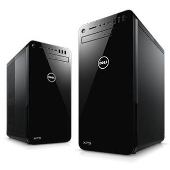 【Dell】XPSタワー プラチナ(SSD+HDD)