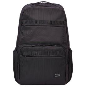 カバンのセレクション マッキントッシュフィロソフィー ビジネスリュック チェストベルト キャリーオン B4 55742 トロッターバッグ3 メンズ ユニセックス ブラック フリー 【Bag & Luggage SELECTION】