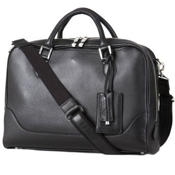 カバンのセレクション ペッレモルビダ PELLE MORBIDA ブリーフケース レザー メンズ メイデンボヤージュ Maiden Voyage MB044 ユニセックス ブラック 在庫 【Bag & Luggage SELECTION】