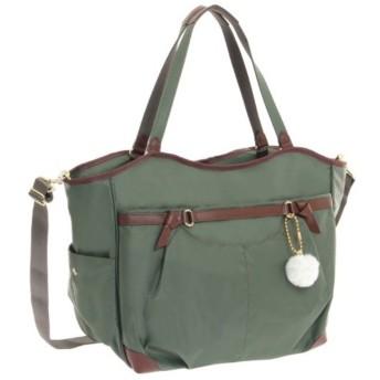 カバンのセレクション カナナプロジェクト コレクション ポーラ トートバッグ 59745 メンズ レディース ユニセックス カーキ 在庫 【Bag & Luggage SELECTION】