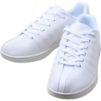 [ケースイス] KSL 07-S ホワイト 白色 36800079 レディース&メンズ ローカット レースアップシューズ 23-29cm ホワイト・36800079,26cm