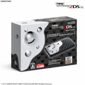 【中古即納】[本体][3DS]Newニンテンドー2DS LL ドラゴンクエスト はぐれメタルエディション(JAN-S-KBCA)(20170729)