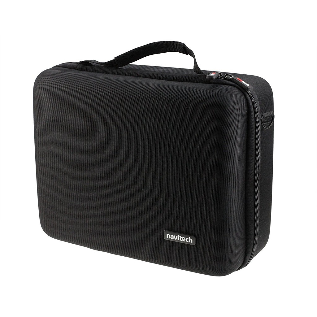 手提包 Navitech Black Hard Carry Bag Case Cover 106美國直購