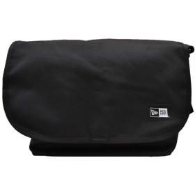 (ニューエラ) NEWERA ショルダーバッグ 9L メッセンジャーバッグ 通勤 通学 旅行 アウトドア カバン 鞄 (ブラック(11556623))