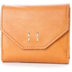 フェス fes fes/フェス カウレザー折財布 (ブラウン)