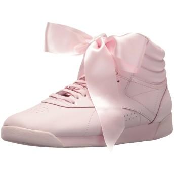 [リーボック] レディース F/S HI SATIN BOW カラー: ピンク