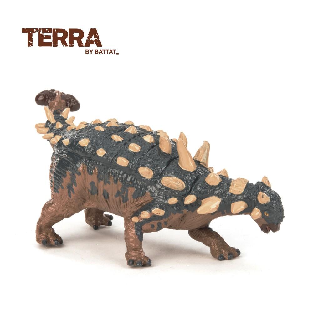 TERRA 圖塔斯包頭龍_Dan LoRusso系列 玩具 模型 動物 恐龍