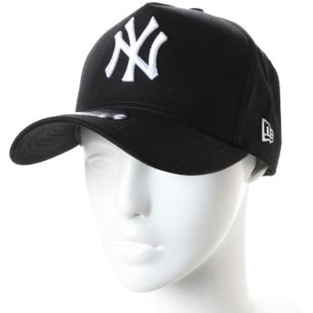 ニューエラ NEW ERA 帽子 キャップ メンズ レディース D-FRAME ブラック 11433998