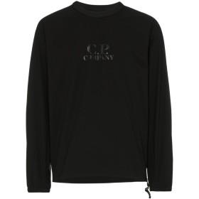 CP Company ロゴ スウェットシャツ - ブラック