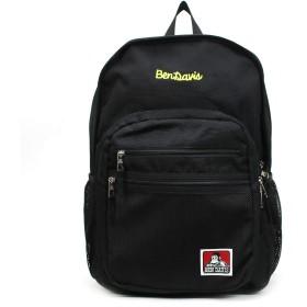 [BEN DAVIS(ベンディビス)] リュック BDW-9200 ブラック/イエロー