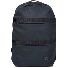 カバンのセレクション マッキントッシュフィロソフィー ビジネスリュック チェストベルト キャリーオン A4 55741 トロッターバッグ3 メンズ ユニセックス ネイビー フリー 【Bag & Luggage SELECTION】