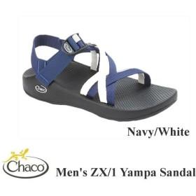 Men's ZX/1 Yampa Sandal(メンズ ZX/1ヤンパサンダル)/Navy/White(ネイビー/ホワイト)  / Chaco(チャコ)