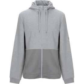 《期間限定セール開催中!》LYLE & SCOTT メンズ スウェットシャツ グレー S コットン 100% / ポリエステル