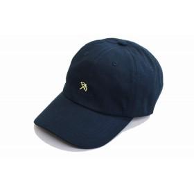 (アーノルドパーマー)arnold palmer 383001 キャップ 帽子 メンズ 紳士 レディース 婦人 男女兼用 ユニセックス 6P 刺繍入り ワンポイント ロゴ おしゃれ UVケア ネット通販 春夏 (ネイビー)