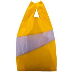 [スーザン ベル] Susan Bijl ナイロンショッピングバッグ 1975 Lサイズ Cleese & Jaws [並行輸入品]