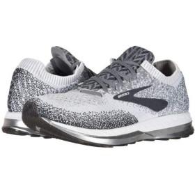 Brooks(ブルックス) メンズ 男性用 シューズ 靴 スニーカー 運動靴 Bedlam - Grey/White/Ebony 15 D - Medium [並行輸入品]
