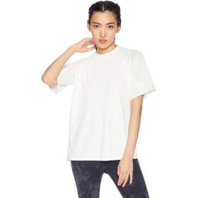 [ダンスキン] フィットネスウェア SoCool ルーズTシャツ [レディース] DB79121 ジャスミンホワイト (JW) 日本 L (日本サイズL相当)